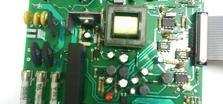 MCHP PIC p18f4431: Motor Control, 3-Ph, IGBT